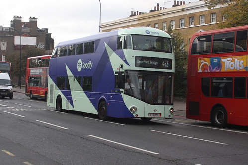 London Central LT454