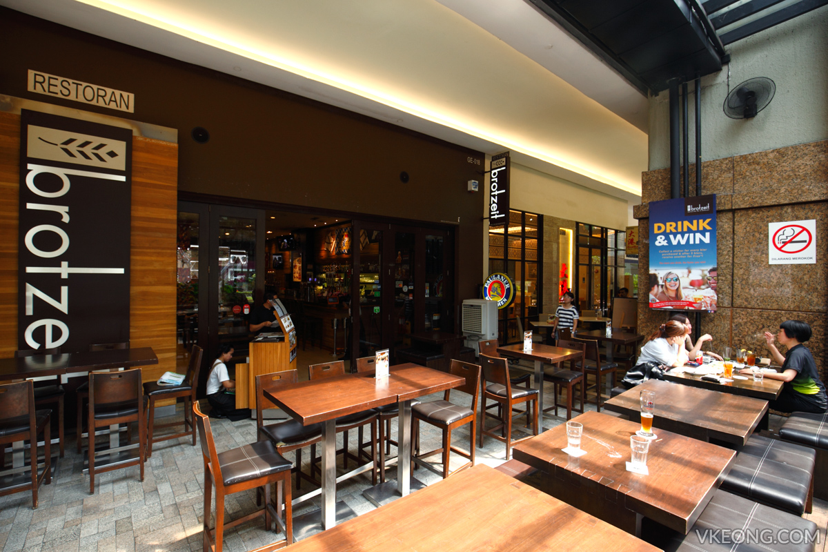 Brotzeit Midvalley