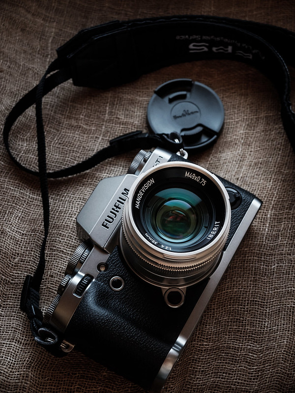 FUJIFILM X-T1 with IBERIT 35mm F2.4