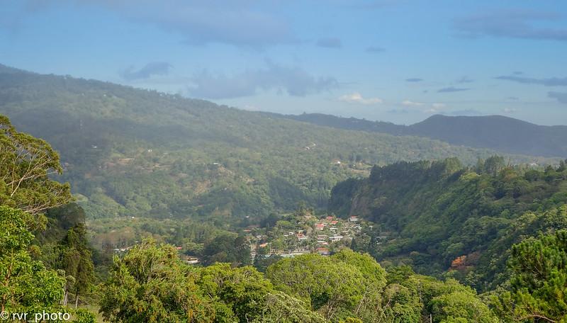 Valle de Boquete, Chiriquí, Panamá