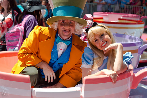 Alice and the Mad Hatter | by Banana Man is my Spirit Animal