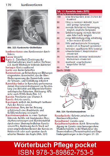 Wörterbuch Pflege pocket Medizinischer Grundwortschatz und…   Flickr