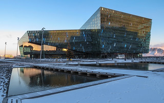 Harpa | by bobtravis