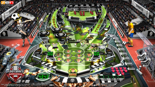 Zen Pinball 2: Super League Football | by PlayStation.Blog