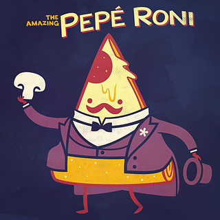 The Amazing Pepe Roni | by pilihp