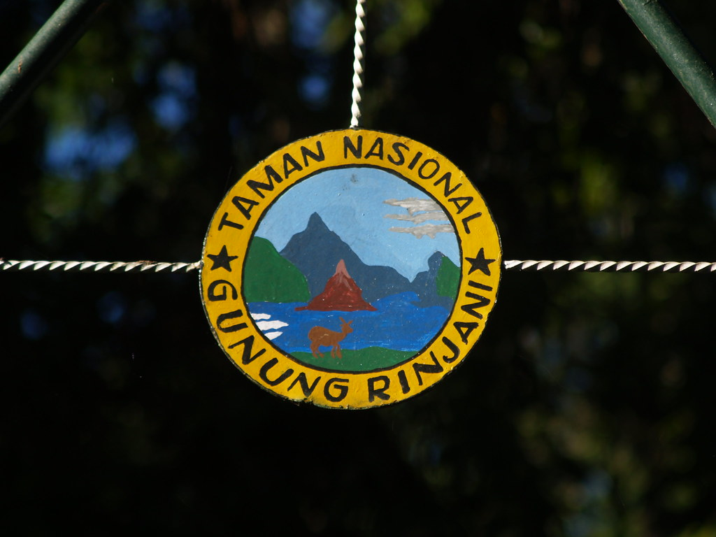 Vagamundos 2006. Trekking volcán Rinjani. Isla Lombok. Indonesia