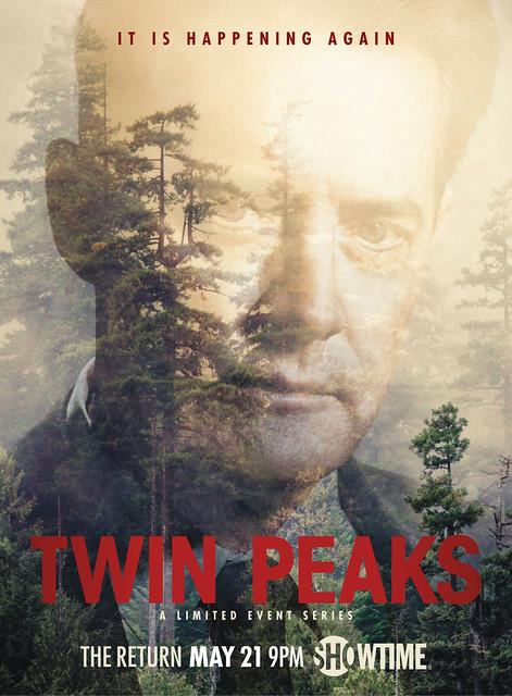 Twin Peaks 2017 Poster Kyle