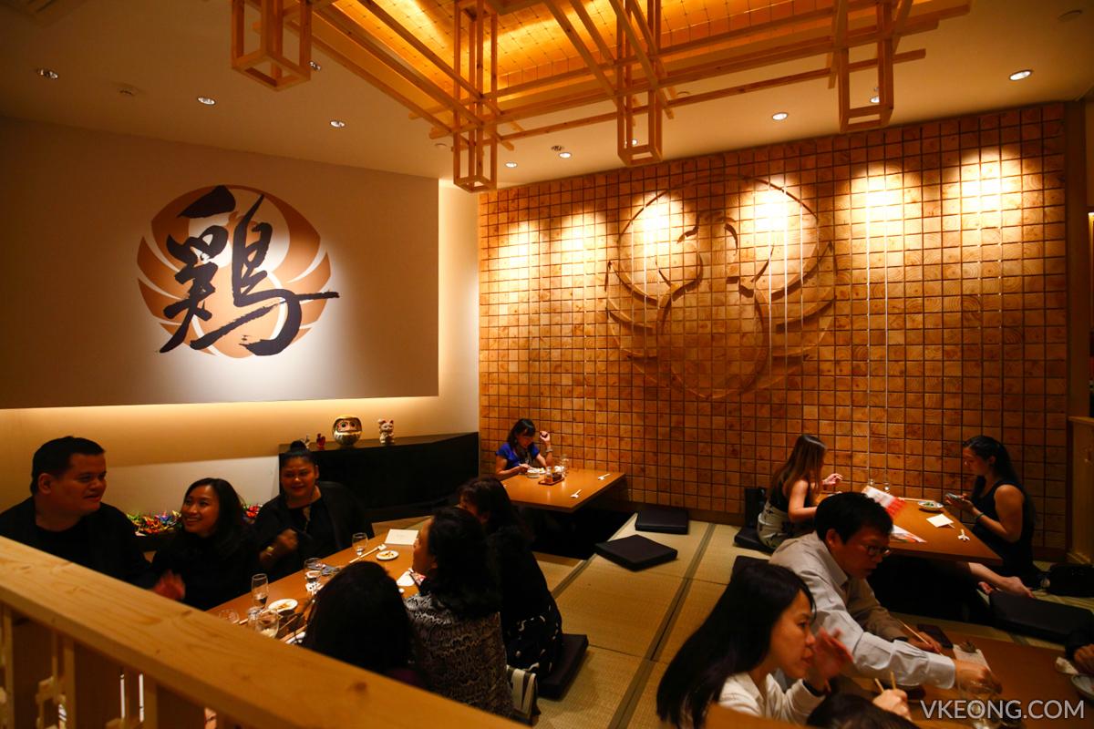 Hakata Mizutaki Toriden Restaurant