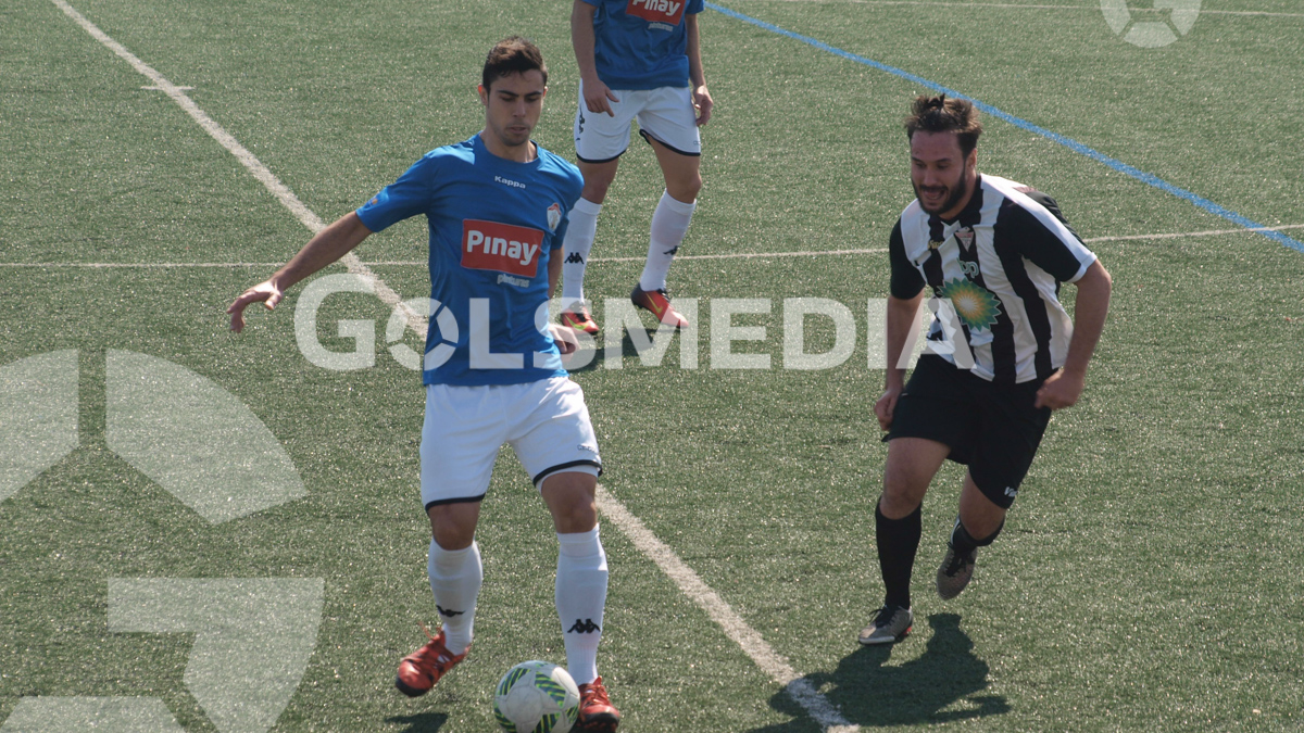 Juanan Ontinyent CF Almazora