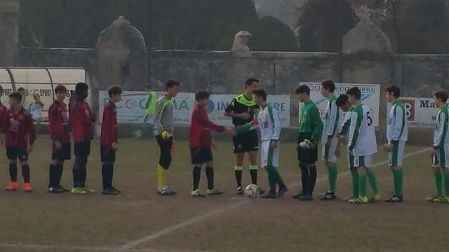 Giovanissimi Reg. Elite, Virtus-Caldiero 1-0 nel recupero