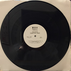 THE ROOTS:THINGS FALL APART(RECORD SIDE-D)
