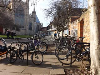 Bike Park in York
