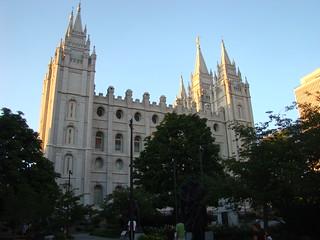 33 Mormoonse tempel
