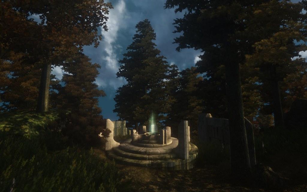 Oblivion | My enb Oblivion Reloaded Weather - All Natural En