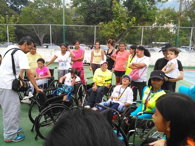 Regreso de NYC + Donativos de sillas de ruedas