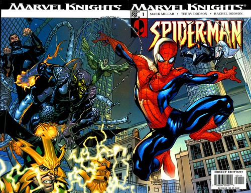 Marvel Knights Spider-Man v1