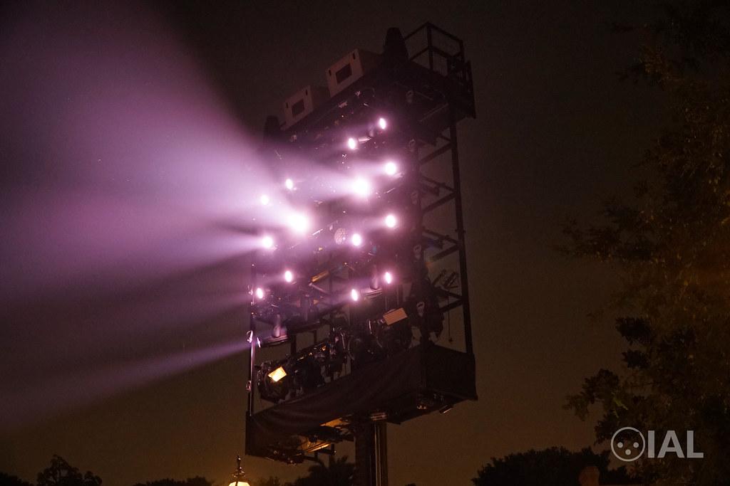 A look at Fantasmic!'s audio and lighting upgrades at Disneyland