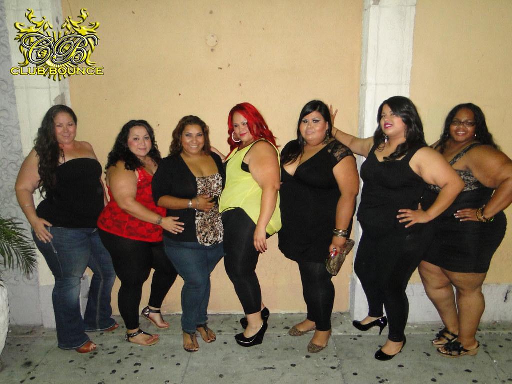 Bbw clubs in la