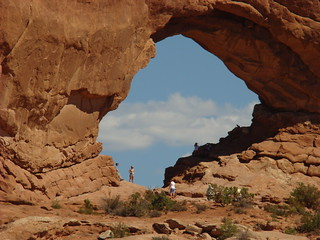 88 Arches park windows