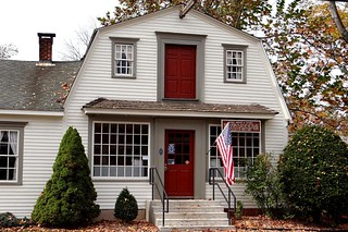East Windsor Hill, CT post office | by PMCC Post Office Photos