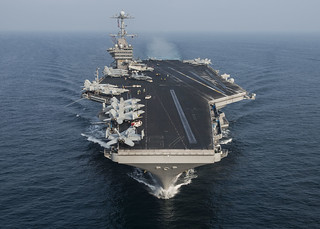 USS HARRY S. TRUMAN (CVN 75)_140131-N-CL550-164 | by U.S. Naval Forces Central Command/U.S. Fifth Fleet