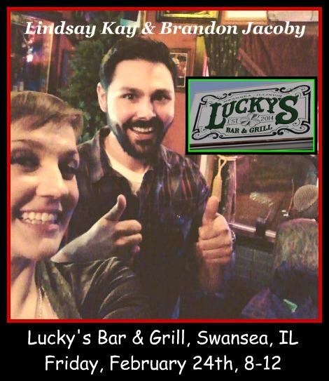 Lindsay Kay & Brandon Jacoby 2-24-17