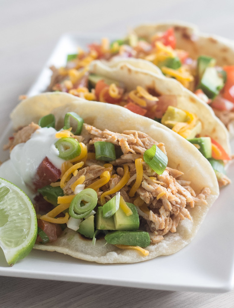 Recipe for Homemade Tacos