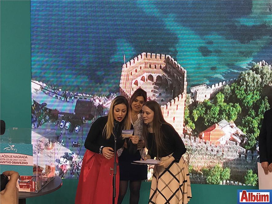 Tanıtımda Alanya Farkı ( Uluslararası Belgrad Turizm Fuarı)2