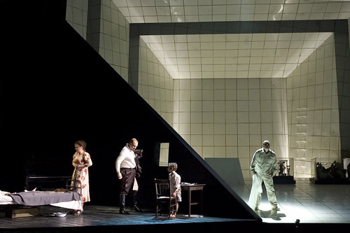 The Royal Opera's Wozzeck © ROH / Bill Cooper 2006 | by Royal Opera House Covent Garden