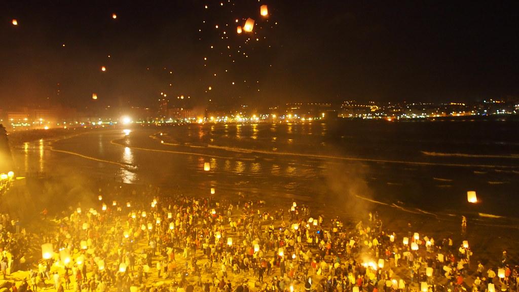 Noche de San Juan A Coruña