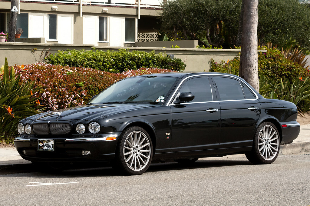 ... 2004 Jaguar XJR Supercharged Saloon | By Pat Durkin OC