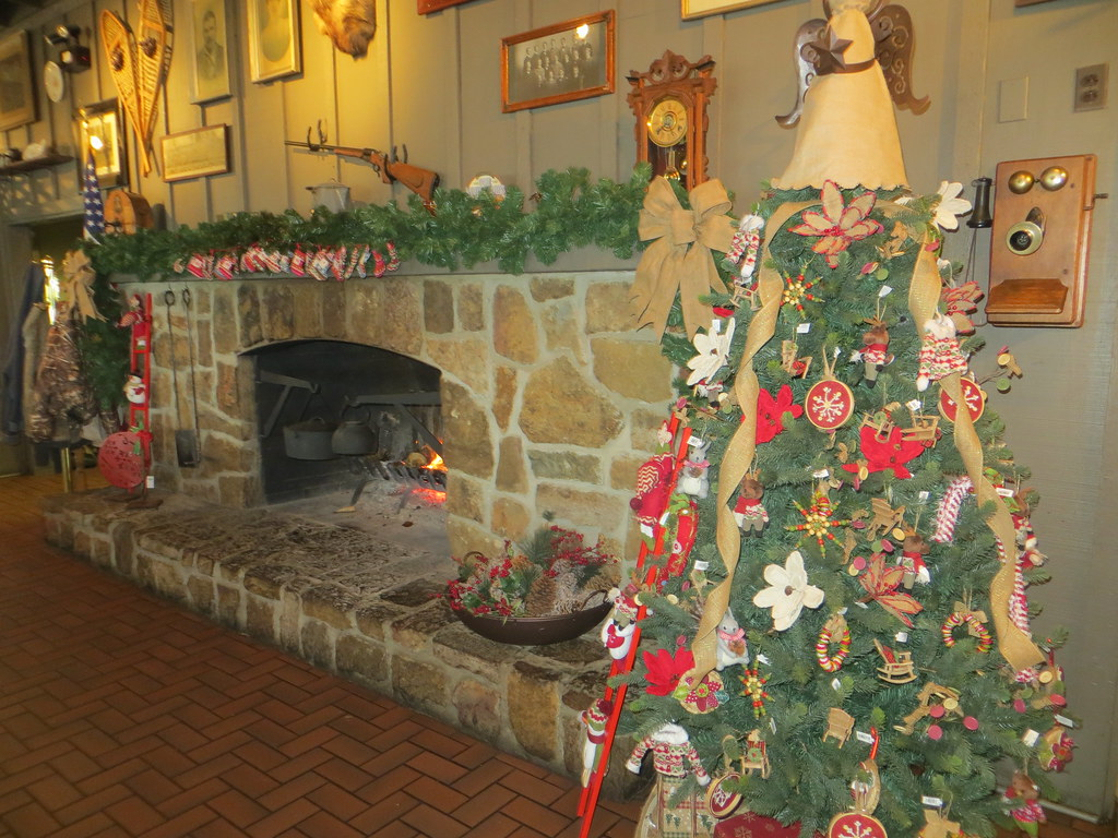 cracker barrel restaurant and old country store by anna sunny day - Cracker Barrel Christmas Eve Hours