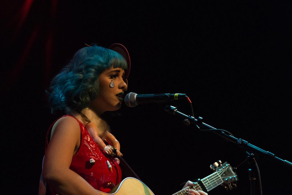 melanie martinez on stage