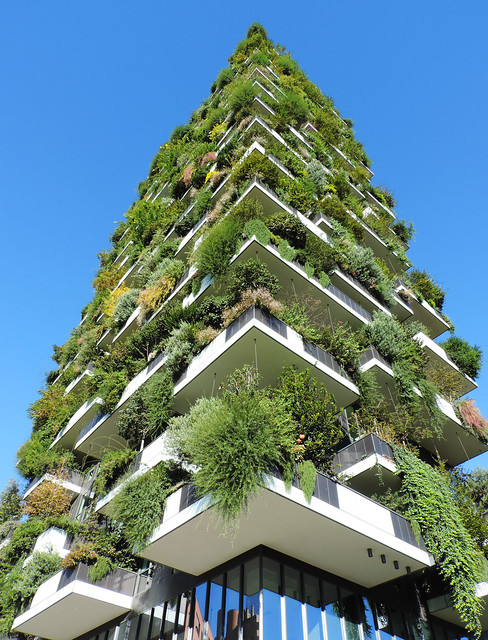Vertical Forest (Bosco Verticale), Milan, Italy