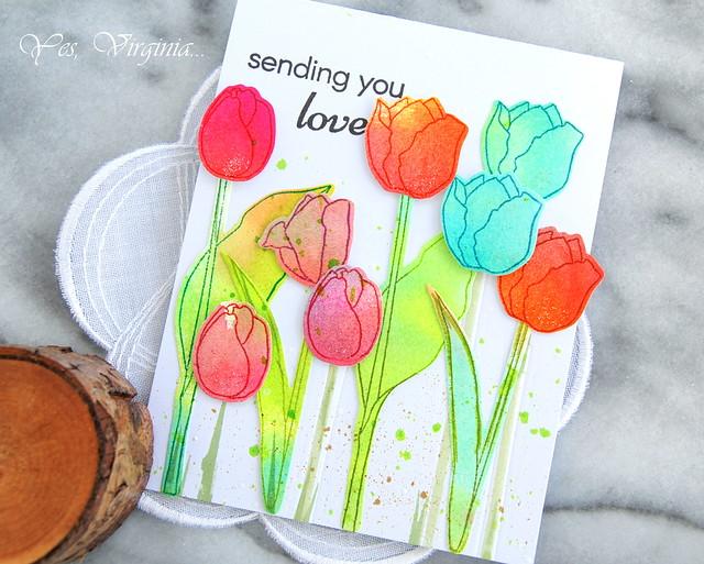 sending you love #2