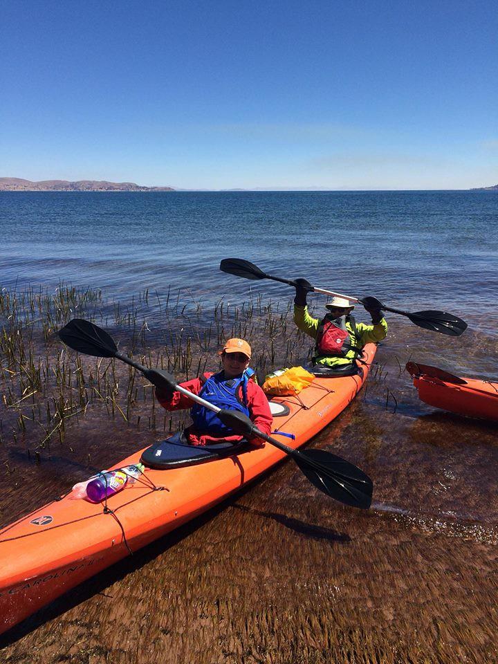 lake titicaca kayak tours