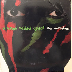 A TRIBE CALLED QUEST:THE ANTHOLOGY(JACKET A)