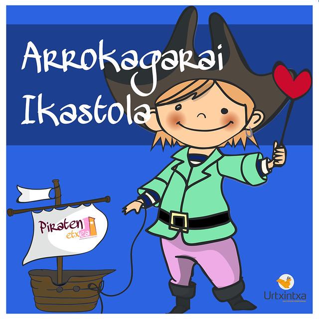 Egonaldi Pirata- Arrokagarai ikastola 2017/03/27-2017/03/28