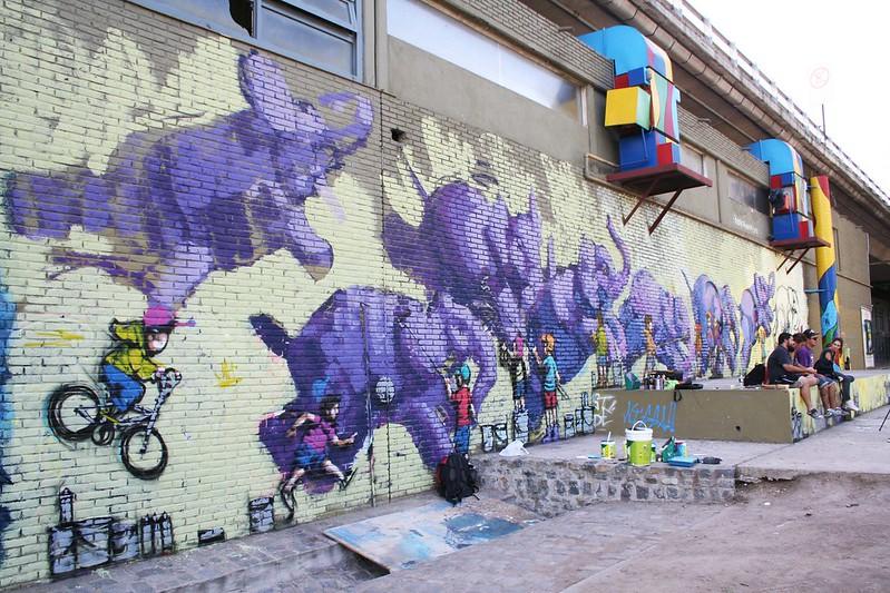 mural parque chacabuco 1
