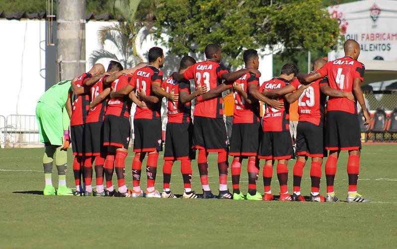 Vitória 2x0 Atlântico - Fotos: Maurícia da Matta