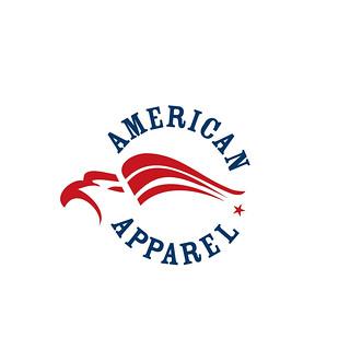american apparel logo branding stamp ideas flickr