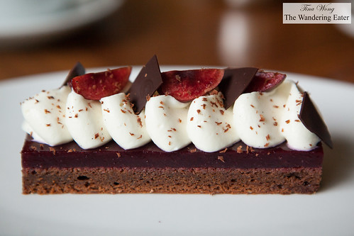 Black Forest cake (gluten free) | by thewanderingeater