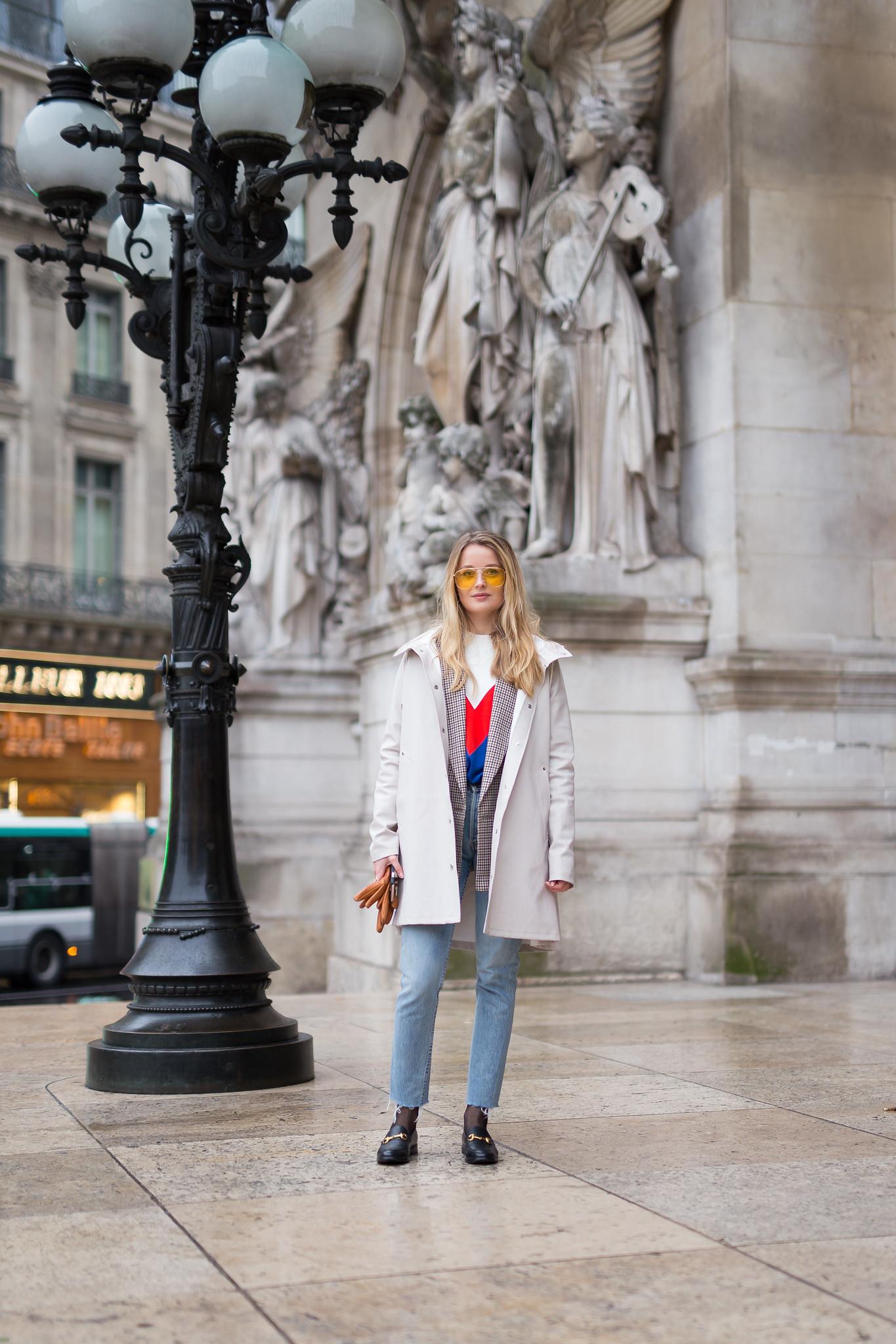 Street Style - Patrycja Rychlik, Paris Fashion Week