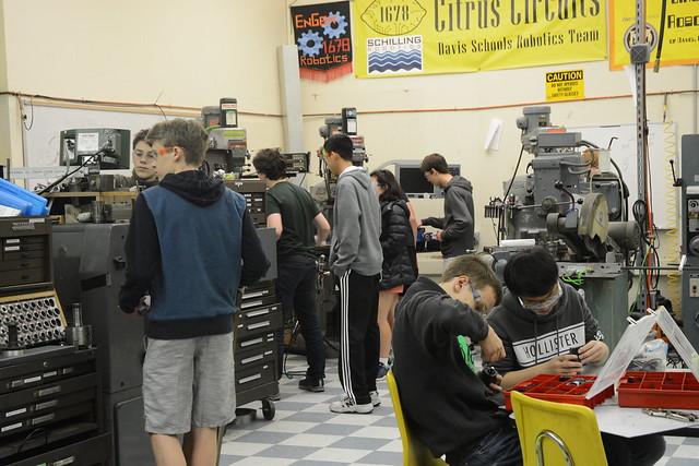 Robotics Competition Season
