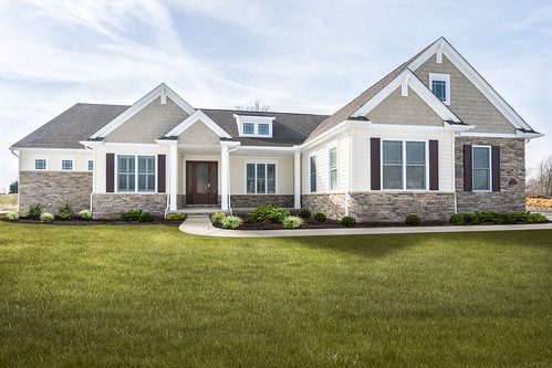 Litchfield tradition canton oh wayne homes flickr for Home builders canton ohio