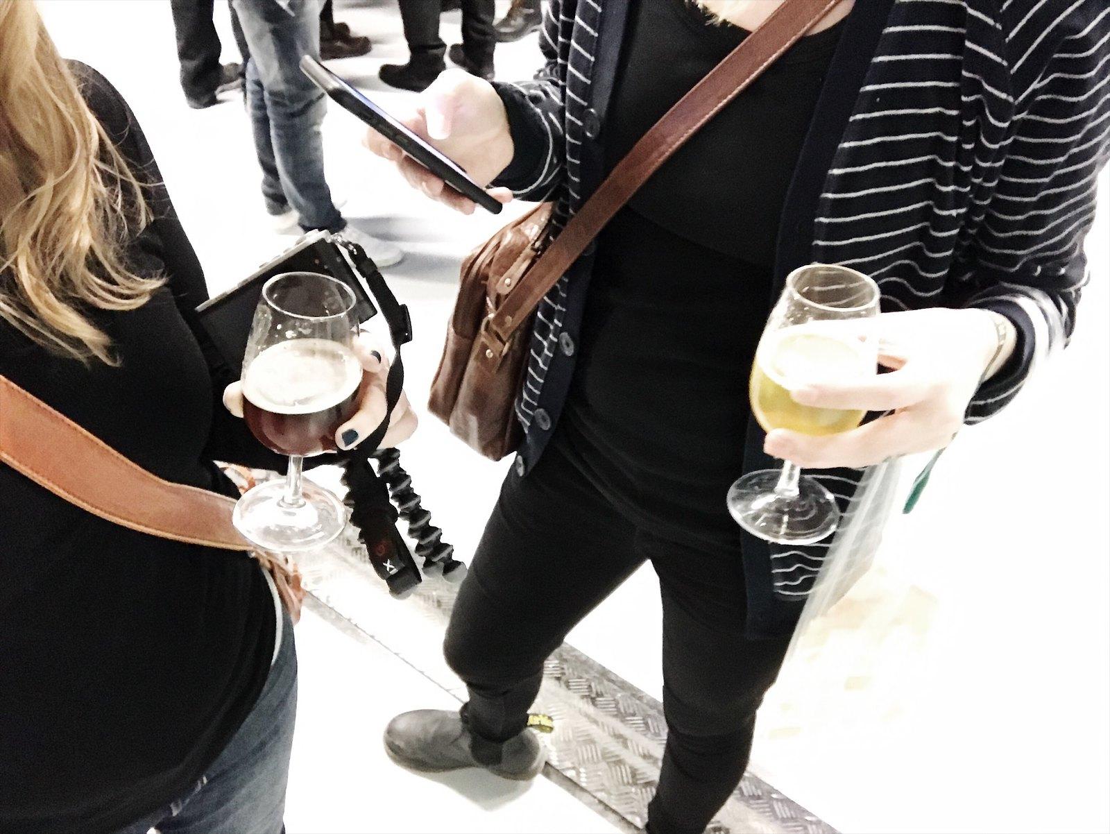 me lina uppsala beer whiskey festival