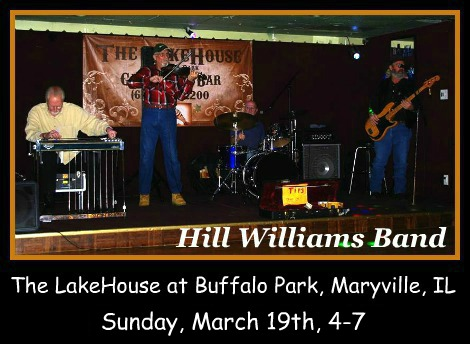 Hill Williams Band 3-19-17