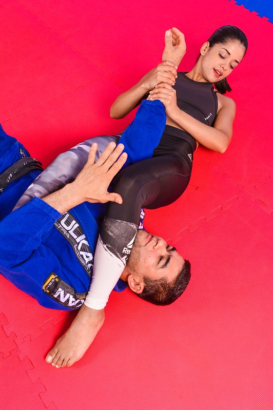 Recargate Ju Jitsu - Emilia Ceballos