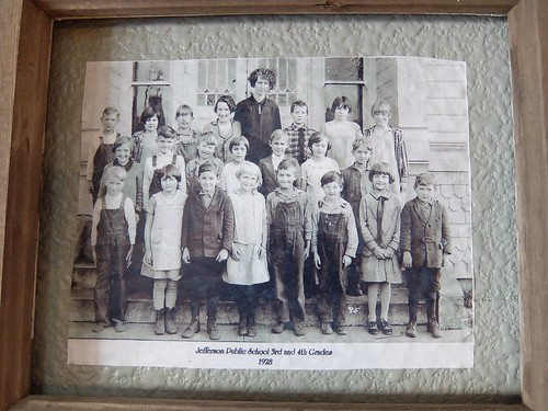 Jefferson Public School 1928