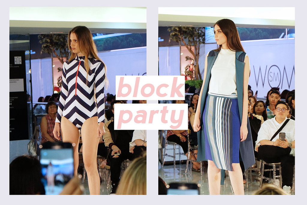 Patty Villegas - The Lifestyle Wanderer - SM Woman - Spring Summer 2017 - Block Party